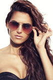 Sunglasses aviator Royalty Free Stock Photography