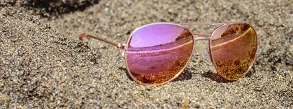 a5f72e65dd Sunglasses Beach Reflection Stock Images - Download 4