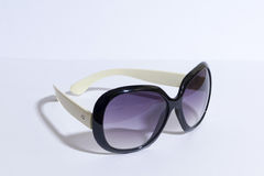 Sunglasses. Big sunglasses on withe background Stock Images
