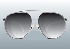 Sunglasses Black Stock Images