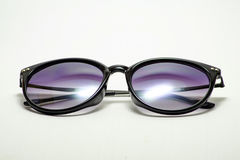 Sunglasses black Royalty Free Stock Photography