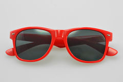 Sunglasses. Fashionable sunglasses with white background Stock Images