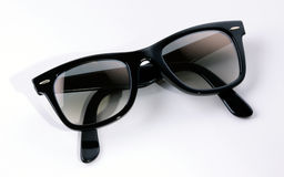 Sunglasses - folded Stock Photography
