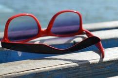 sunglasses Glaces Été images stock