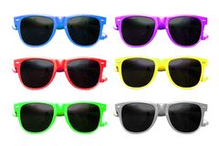 Sunglasses graphic Stock Photography
