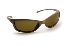 Sunglasses isolated. On a white background Royalty Free Stock Photos