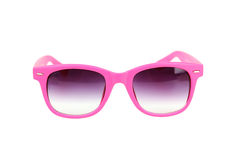 Sunglasses isolated on a white Royalty Free Stock Photos