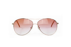Sunglasses isolated. Sunglasses isolated on white background Stock Photos