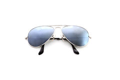 Sunglasses. Isolated on white background Royalty Free Stock Images
