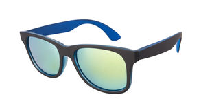 Sunglasses. Isolated on the white background Stock Images