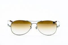 Sunglasses, isolated white background Royalty Free Stock Photo