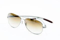Sunglasses, isolated white background Stock Images