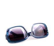 Sunglasses isolated on white background Stock Image