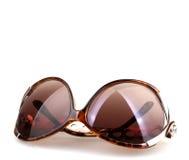 Sunglasses isolated on white background Royalty Free Stock Images