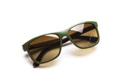 Sunglasses. Isolated on white background Royalty Free Stock Image
