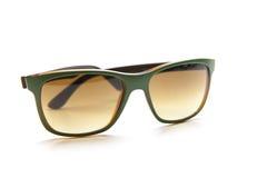 Sunglasses. Isolated on white background Stock Photos