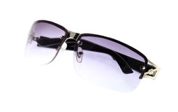 Sunglasses isolated on white background. - (Selective focus) Royalty Free Stock Images