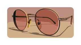 Sunglasses_mh Royalty Free Stock Image