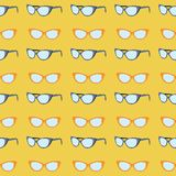 Sunglasses pattern Stock Image
