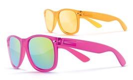 sunglasses również zwrócić corel ilustracji wektora Obrazy Stock