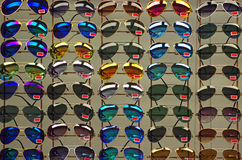 Sunglasses for sale Stock Image