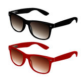 Sunglasses vector Royalty Free Stock Image