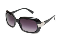 Sunglasses violet lenses Stock Images