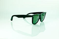 Sunglasses wayfarer style Royalty Free Stock Photo
