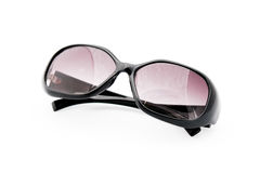 Sunglasses on white Royalty Free Stock Image