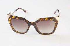 Sunglasses  white background Stock Photos
