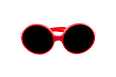 Sunglasses on white background. Royalty Free Stock Image