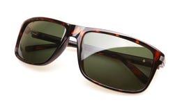 Sunglasses on white Royalty Free Stock Photos