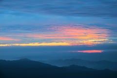 Sunglow Stock Image