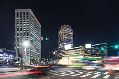 Sungnyemun Gate in Seoul Royalty Free Stock Photos
