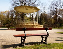 Sunhouse of Scheibler. Royalty Free Stock Photography