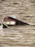 Sunken boat 12 Royalty Free Stock Photo