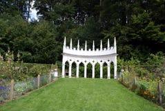 Sunken garden Royalty Free Stock Image