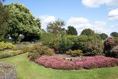 Sunken Garden Royalty Free Stock Images