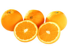 Sunkist orange Royalty Free Stock Photography