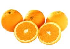Sunkist orange Royalty Free Stock Photography