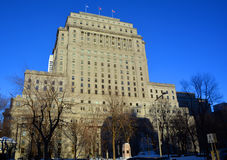 Sunlife budynek Zdjęcia Royalty Free
