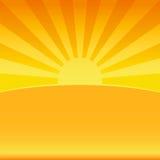 Sunlight. Illustration useful background vector illustration