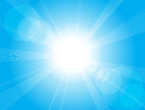 Sunlight Royalty Free Stock Photography