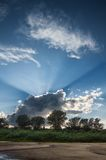 sunlight Foto de Stock
