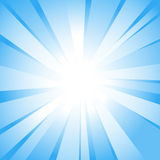 Sunlight. (abstract background). Vector illustration Stock Photos