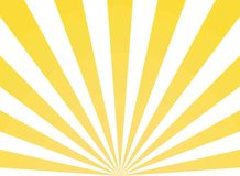 Sunlight abstract background. Yellow and white color burst background. Vector illustration. royalty free illustration