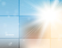 Sunlight background Royalty Free Stock Photos