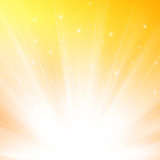Sunlight background. Abstract warm sunlight background xxl Stock Photo