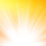 Sunlight background Stock Photo