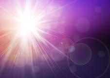 Sunlight background Stock Photos